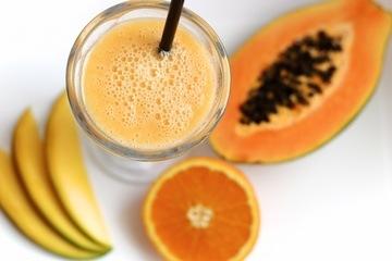 Rezept Frucht-Smoothie mit Mandelmilch