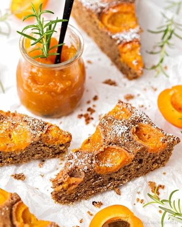 Rezept Fruchtig frischer Marille-Schokolade-Kuchen