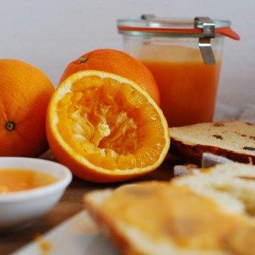 Rezept Fruchtig-frisches Orangen-Curd