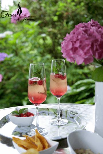 Rezept Fruchtiger Beeren Apperitif