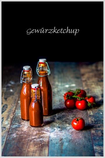 Rezept Fruchtiges Gewürzketchup