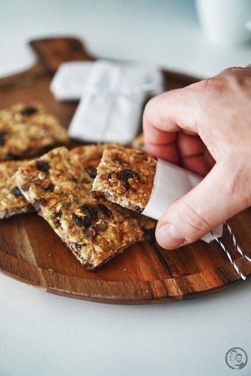 Rezept Frühstücksriegel