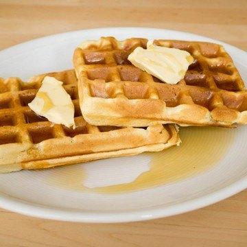 Rezept Frühstückswaffeln