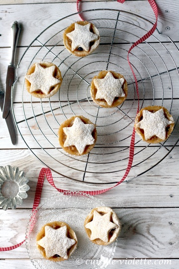 Rezept Fruit Mince Pies