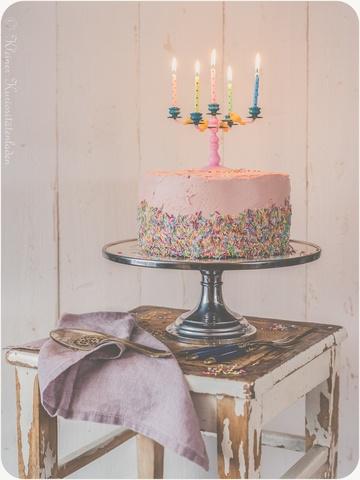 Rezept Funfetti Cake