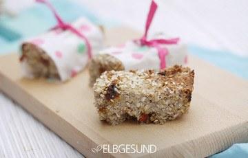 Rezept Für den Energiekick zwischendurch – knusprige Quinoa-Riegel