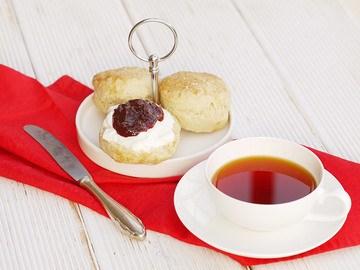 Rezept Für eine echte Teatime – traditionelle, britische Scones!