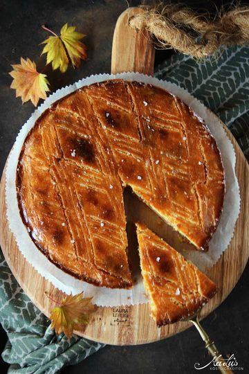 Rezept Gâteau Breton mit Salzkaramell