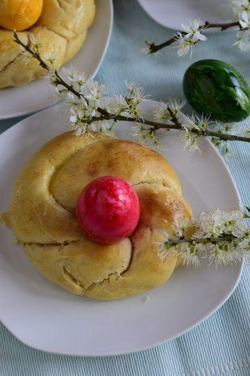 Rezept Gebackene Osterkränze