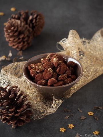 Rezept Gebrannte Schokoladenmandeln