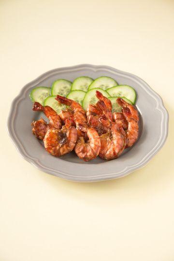 Rezept Gebratene Malaysische Garnelen mit Tamarinden