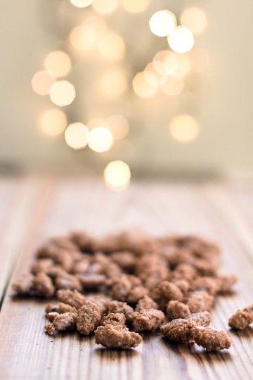 Rezept Gebratene Mandeln mit Zimt