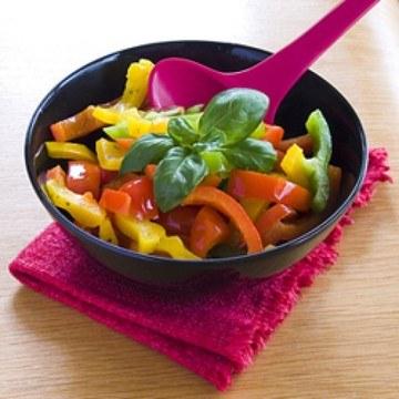 Rezept Gebratene Paprika