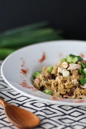 Rezept Gebratener Reis Rezept