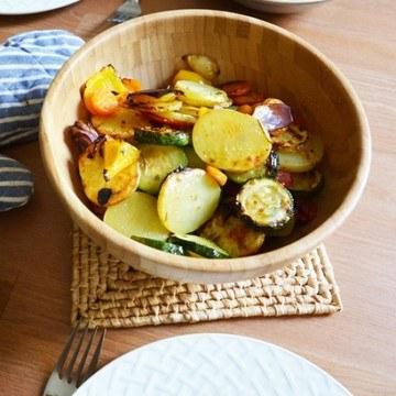 Rezept Gebratenes Gemüse