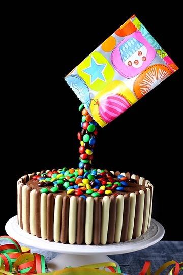 Rezept Geburtstagskuchen