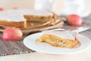 Rezept Gedeckter Apfelkuchen wie von Oma