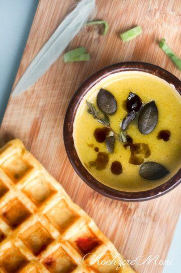 Rezept Geflügel Lauch Cremesuppe mit Ananassaft
