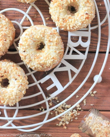 Rezept Gefüllte Giotto-Donuts