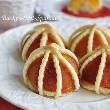 Rezept Gefüllte Pfirsiche