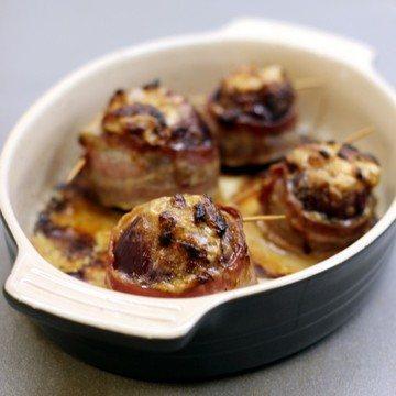 Rezept Gefüllte Zwiebel vom Grill