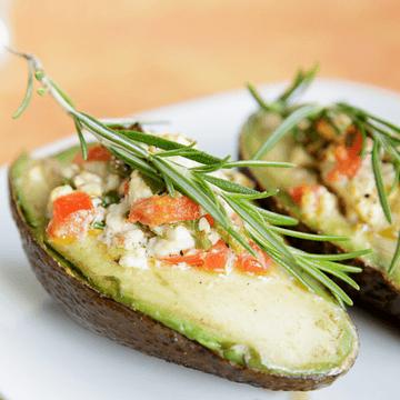 Rezept Gegrillte Avocado