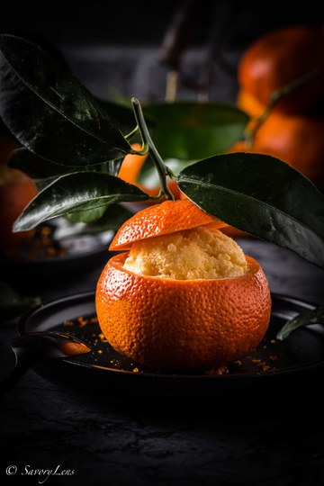 Rezept Gelato al Mandarino
