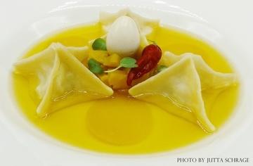 Rezept Gelbe Bete - Suppe mit Zitronengras