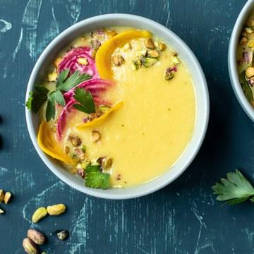Rezept Gelbe Bete Suppe