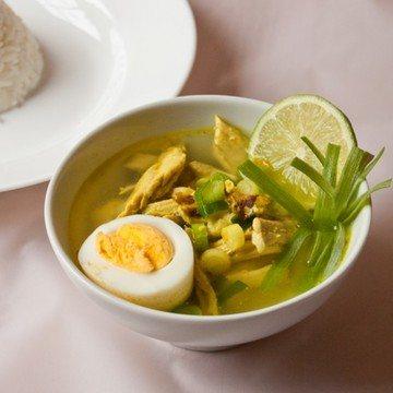 Rezept Gelbe Hähnchen Suppe