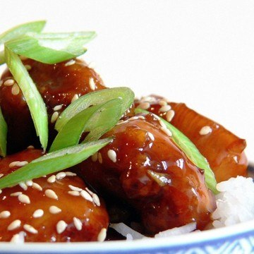 Rezept General Tso's Chicken