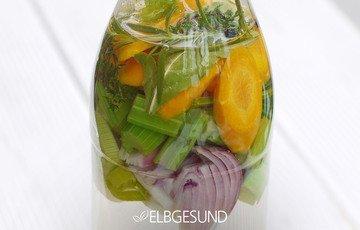 Rezept Geniale Gemüsebrühe – ohne Aufwand einfach selbst gemacht!