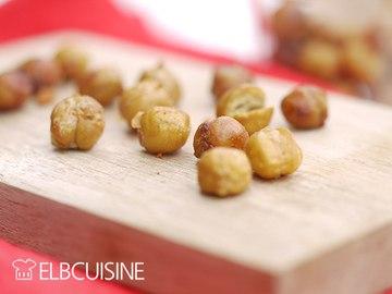 Rezept Genialer Knabberspaß und mein neuer Lieblingssnack: geröstete Kichererbsen! Unbedingt probieren!!