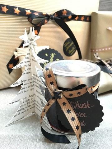 Rezept Geschenk aus der Küche: Glühweingelee