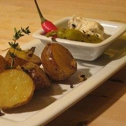 Rezept Geschmorrte Ofenkartoffeln