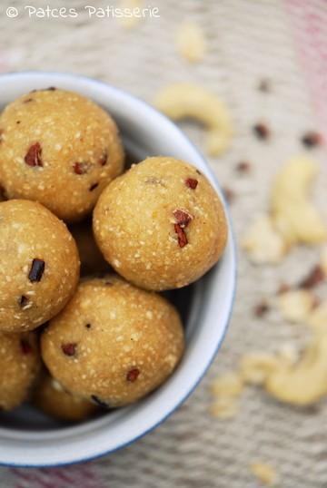 Rezept Gesunde Cookie Dough Pralinen ohne Butter, Zucker und Mehl