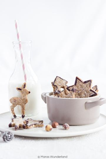 Rezept Gesunde Lebkuchenplätzchen