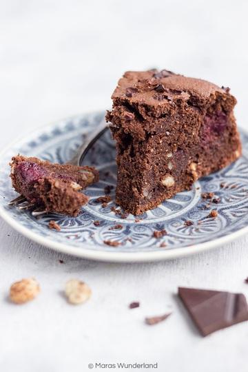 Rezept Gesunder Schokoladenkuchen