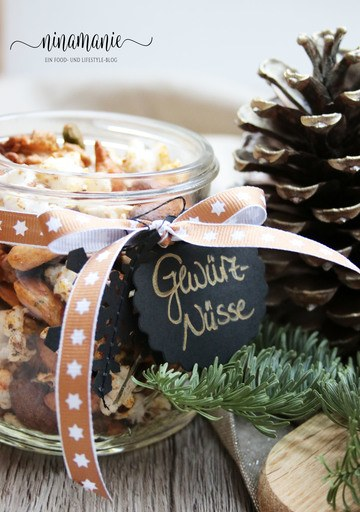 Rezept Gewürznüsse - ein Geschenk aus der Küche