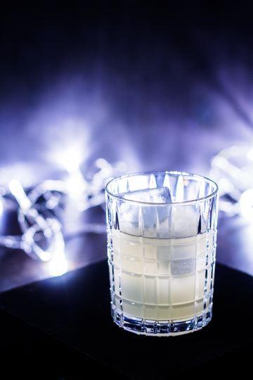 Rezept Gin Yuzu-Sour