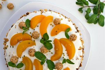 Rezept Giotto Pfirisch Torte