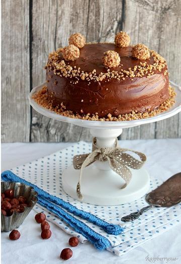 Rezept Giotto-Torte