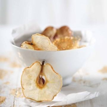 Rezept glasierte nashi birnen