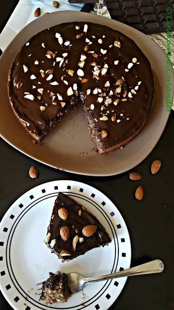 Rezept Glutenfreie Maronen Schokoladen Torte mit Brandy