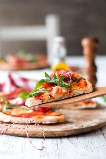 Rezept Glutenfreie Pizza