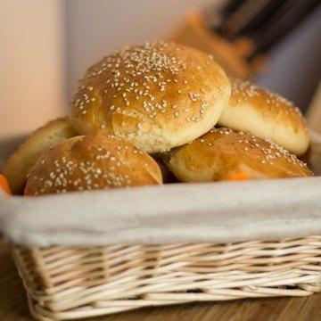 Rezept Glutenfreie Süßkartoffel-Buns