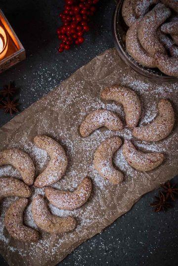 Rezept Glutenfreie Vanillekipfel