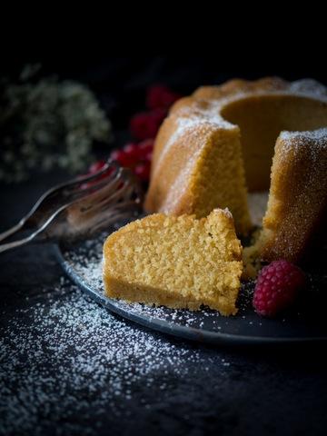 Rezept Glutenfreier Vanille Reis Guglhupf