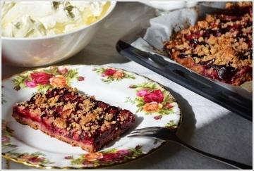 Rezept Glutenfreier Zwetschgen-Streuselkuchen mit Hefeteig