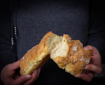 Rezept glutenfreies Baguette